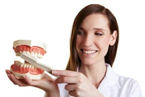 simplicity of good dental health