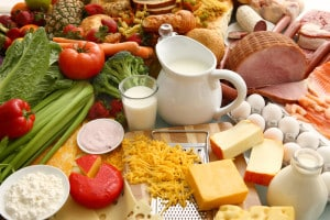 healthy foods good for oral health